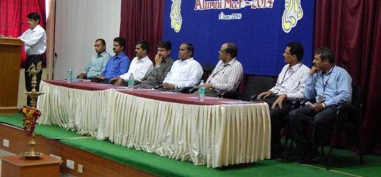 PESITM Alumni Meet 2013
